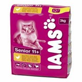 Iams Cat Senior rich in Chicken \ Ямс сух.д/пожилых кошек с 7 лет